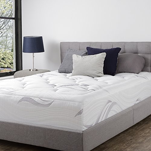 Zinus Memory Foam 12 Inch / Premium / Cloud-like Mattress, King