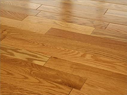 3 12 X 34 Inch Greenland Solid Hardwood Oak Golden Wheat Flooring