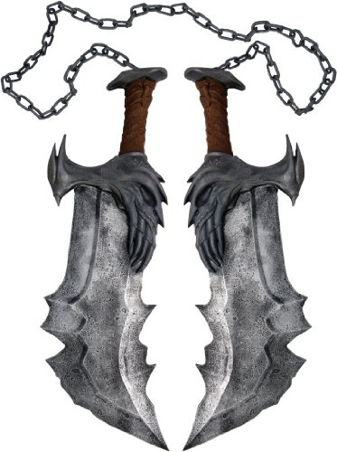 Rubie's Costume Co God Of War Blades
