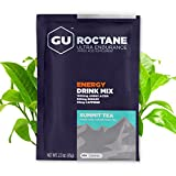 GU Energy Roctane Ultra Endurance Energy Drink Mix, Summit Tea, 10-Count Packets For Sale
