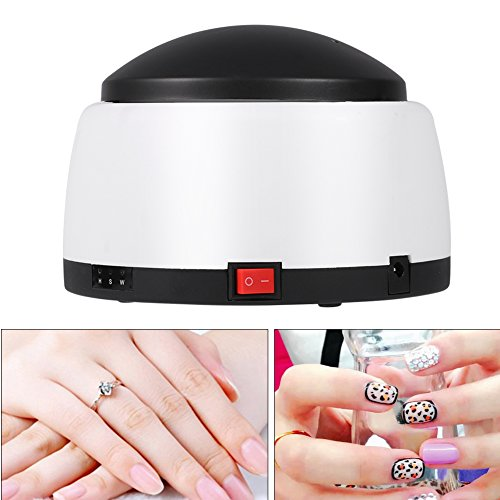 Gel Nail Polish Remover Steamer, 36W Fast Nail Gel Polish Remover Machine Portable Nail Resurrection Harmless Machine Nail Art Tools (Electric, - Gel Fast
