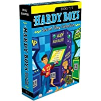 The Hardy Boys Secret Files Collection Books 1-5: Trouble at the Arcade; The Missing Mitt; Mystery Map; Hopping Mad; A Monster of a Mystery (Hardy Boys: The Secret Files)