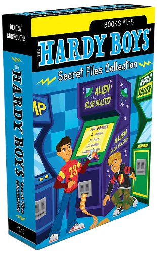 hardy boy books full series - 2