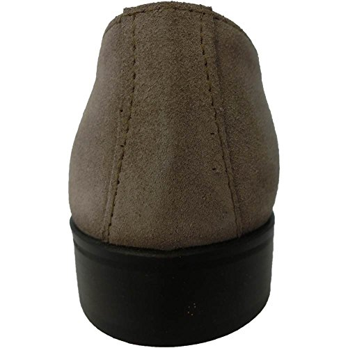 JOHN WILEY & SONS INC , Mocassins pour homme beige taupe