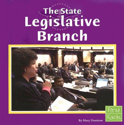 Download The State Legislative Branch (The U.S. Government) pdf