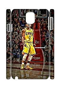 Karipa:kyrie irving case,kyrie irvingcase for Samsung Galaxy Note 3 N9000(3D).