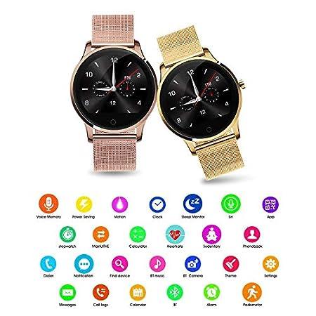 K88H Smart Watch Tracker Reloj de pulsera Monitor de ritmo ...