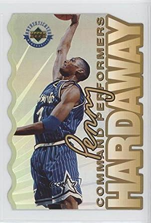 bdb4ed2cb2ca1 Amazon.com: Anfernee Hardaway #/5,000 (Basketball Card) 1996 Upper ...