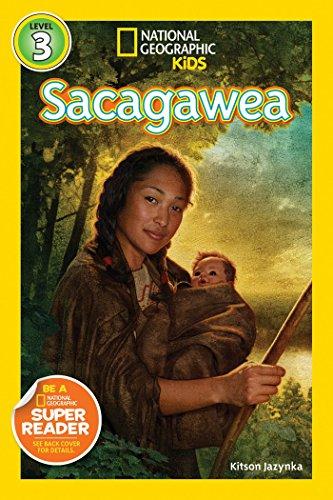 National Geographic Readers: Sacagawea (Readers -