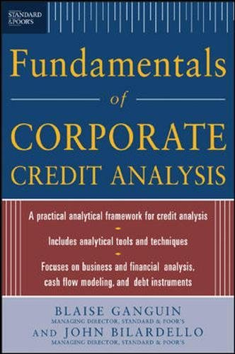 Standard & Poor's Fundamentals of Corporate Credit Analysis ()