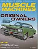Hemmings Muscle Machines March 2017 Original Owners (69 Coronet R/T; 73 Olds 442; 74 Pontiac GTO; 66 Chevelle SS 396; 74 Camaro Z28)