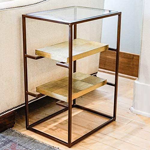 Alveare Home Doncaster Side Table Accent