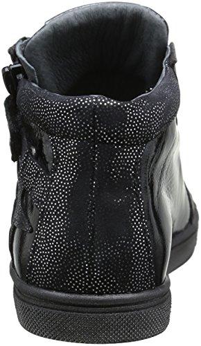 Babybotte Kolor 1B4317 - Zapatillas para niñas Gris (369 Anthracite)