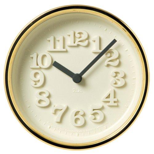 Lemnos 小さな時計 ゴールド WR07-15 GD B002EC0B5Q ゴールド ゴールド