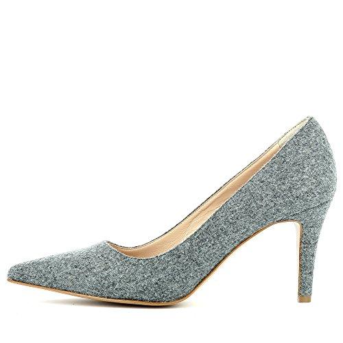 Evita ShoesJESSICA - caño medio Mujer gris