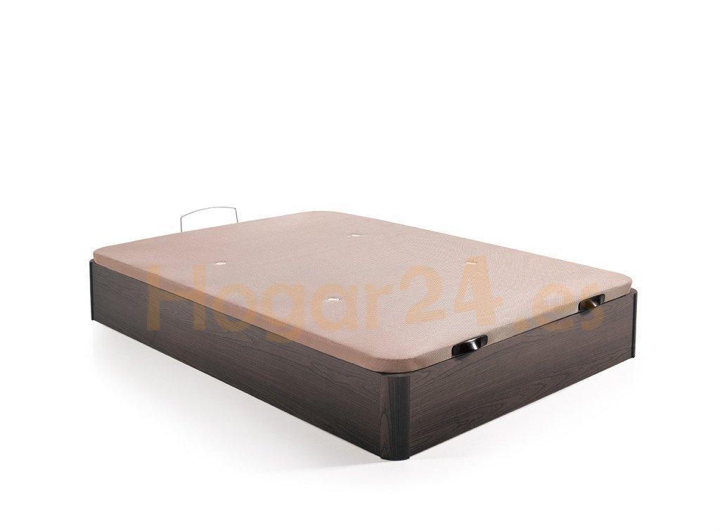 HOGAR 24 Canapé Abatible Madera Gran Capacidad con Tapa 3D y ...
