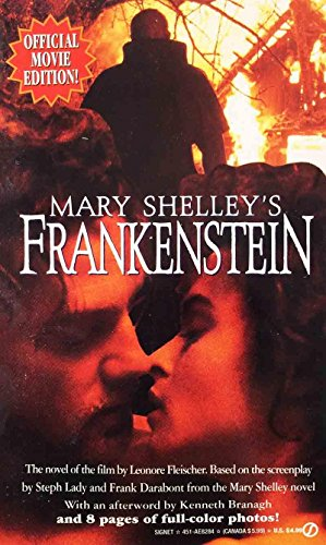 Mary Shelley's Frankenstein: Novelization (Point Of View Of Hamlet By William Shakespeare)