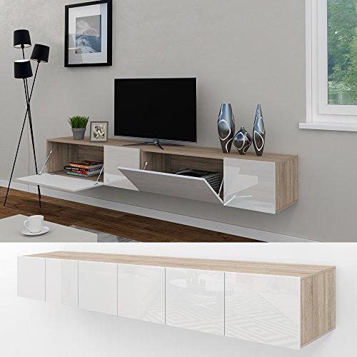 Vicco Tv Lowboard Sideboard Wandschrank Fernsehschrank Wohnwand