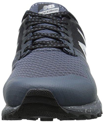 New Balance Mens Mt690v1 Trail Shoe Grigio / Nero