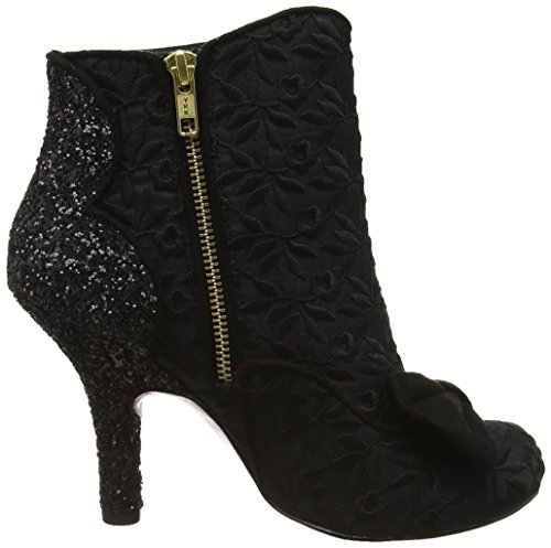 Irregular Choice Golden Years - Tacones Mujer Black (Black)