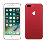 Apple iPhone 7 Plus Unlocked Phone 128 GB - (Red)