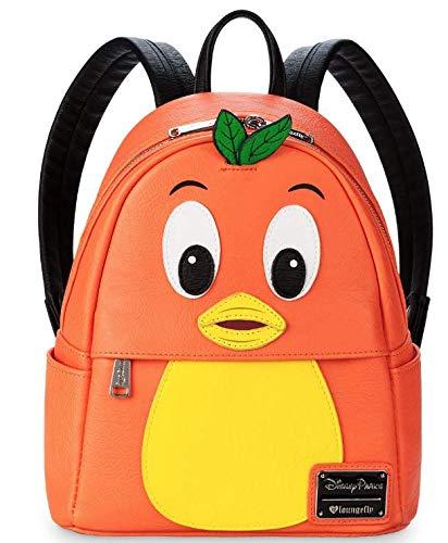 Loungefly Orange Bird Mini Backpack