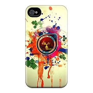DustinHVance WDKJXSx4391bVVRi Case Cover Skin For Iphone 4/4s (radiant Colors)