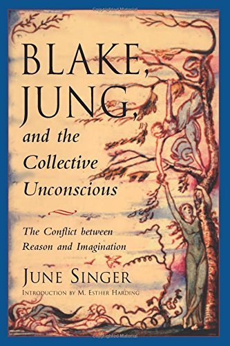 Blake, Jung and the Collective Unconscious: The Conflict Between Reason and Imagination (Jung on the Hudson Books) by June K. Singer (2000-05-01)