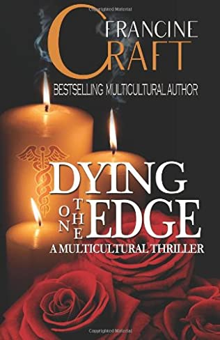 book cover of Dying on the Edge