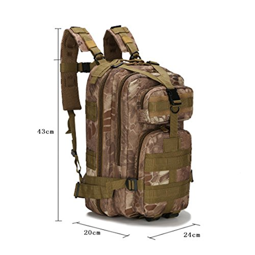 Mochilas de Senderismo Trekking Camping Nylon al aire libre (pattern3) pattern4