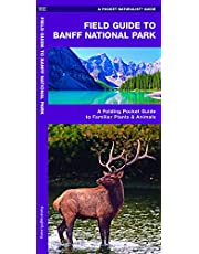Field Guide to Banff National Park: A Folding Pocket Guide to Familiar Plants & Animals