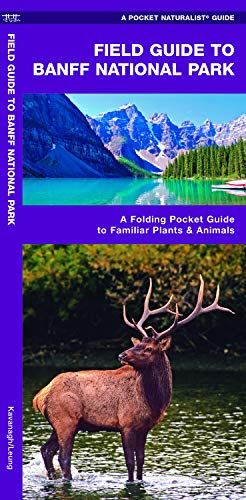 - Field Guide to Banff National Park: A Folding Pocket Guide to Familiar Plants & Animals (Wildlife and Nature Identification)