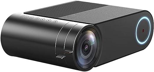 Proyector Inicio proyector de Cine HD 720P LED para Redes ...