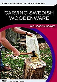 Carving Swedish Woodenware: with Jogge Sundqvist (1600853153) | Amazon Products