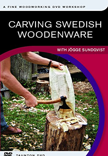 Carving Swedish Woodenware: with Jogge (Swedish Type)