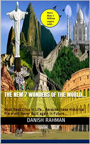 amazon com the new 7 wonders of the world must read once in