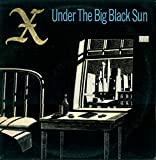 X Under The Big Black Sun ELEKTRA 60150 (Original 1982 Vinyl LP)