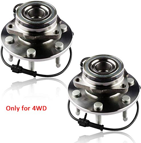 01 tahoe front wheel bearing - 9
