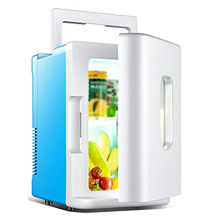 LZY Refrigerador portátil, refrigerador pequeño, Mini congelador ...