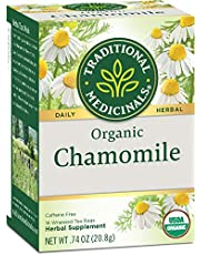 Traditional Medicinals Chamomile Tea, 20.9 g