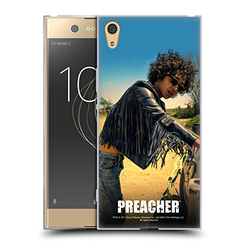 Official Preacher Sunglasses Tulip O'hare Soft Gel Case for Sony Xperia XA1 Ultra / - Tulip Hare O Sunglasses