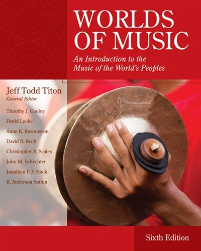 1133953905 - Worlds of Music: An Introduction to the Music of the World's Peoples