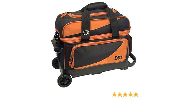 Bowlers Superior Inventory BSI Prestige 3 Ball Roller Bowling Bag Black//Purple