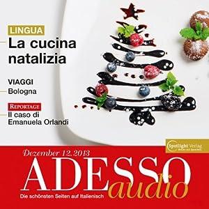 ADESSO audio - La cucina natalizia. 12/2013 Audiobook