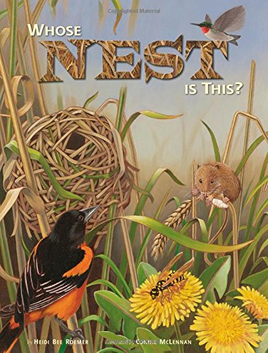 Read Online Whose Nest Is This? pdf