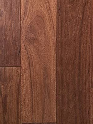Santos Mahogany Exotic Hardwood Flooring SAMPLE