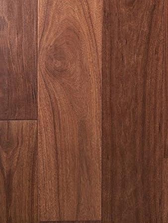 Santos Mahogany Exotic Wood Flooring Durable Strong Wear Layer