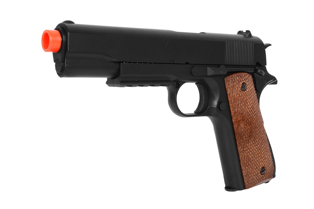 Well P361 Airsoft Spring Pistol BB Gun 1911 Pistol