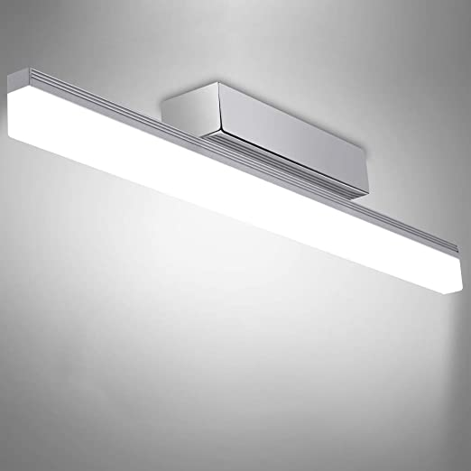 Lampe Salle De Bain Miroir 12w Applique De Salle De Bains Led Sdb