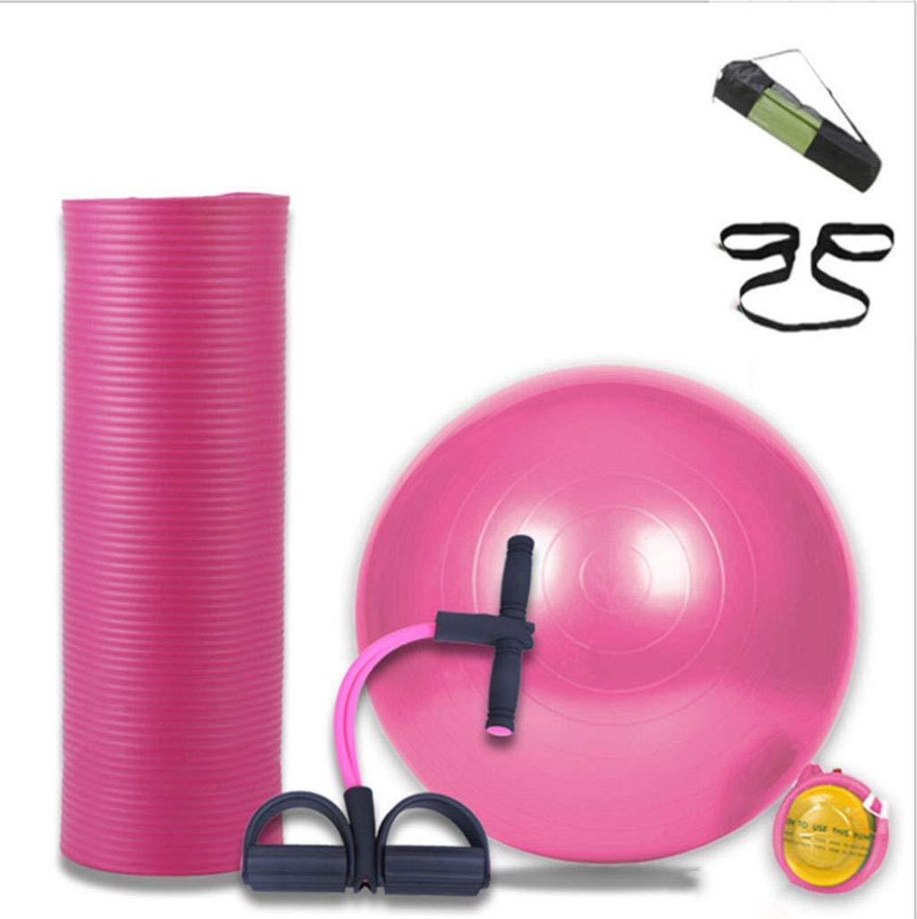 Yoga Matte XINGUANG Anfänger Dreiteilige Fitness-Produkte Körperformung Fitness Unisex Matte